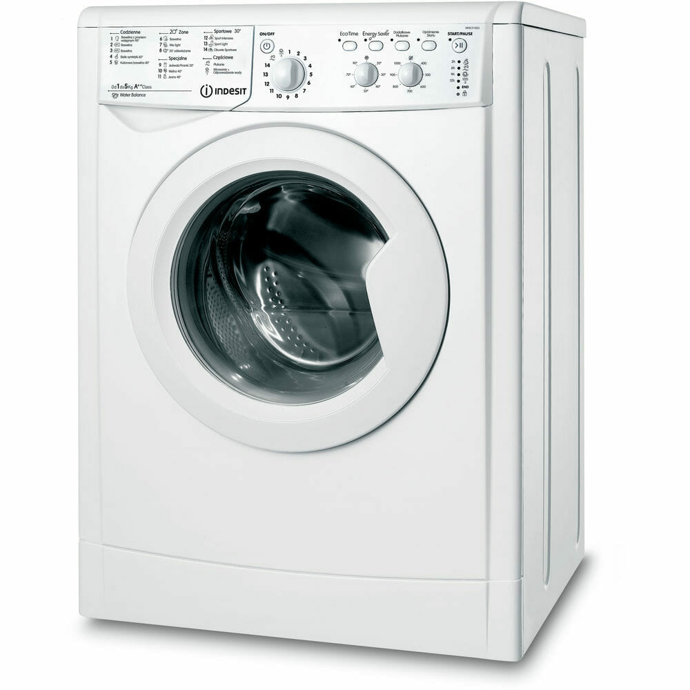 Indesit IWSC 51052 C ECO PL dobra pralka do 1000 zł