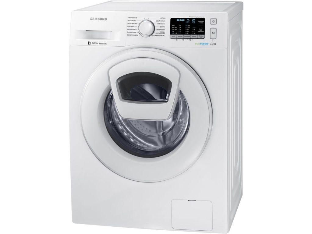 SAMSUNG WW70K5210UW Add Wash