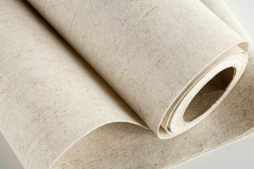 tapety tekstylne lniane