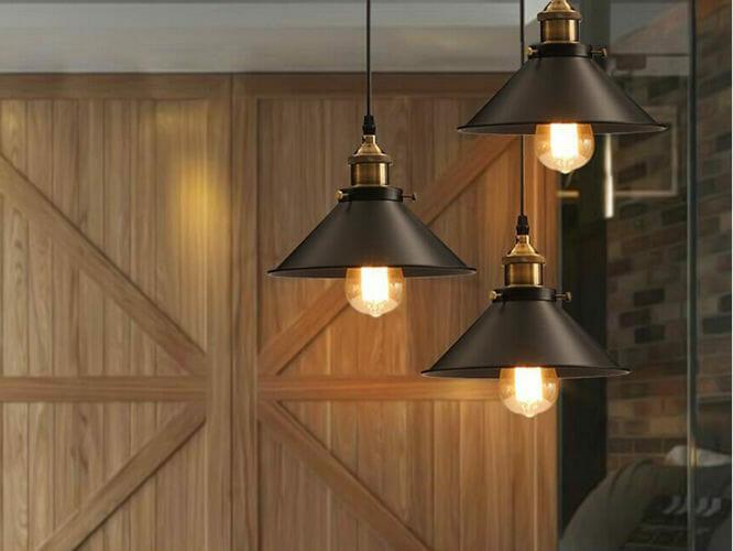 lampy edisony żarówki styl loftowy