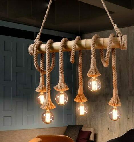 lampy styl industrialny lampy edisony na sznurku