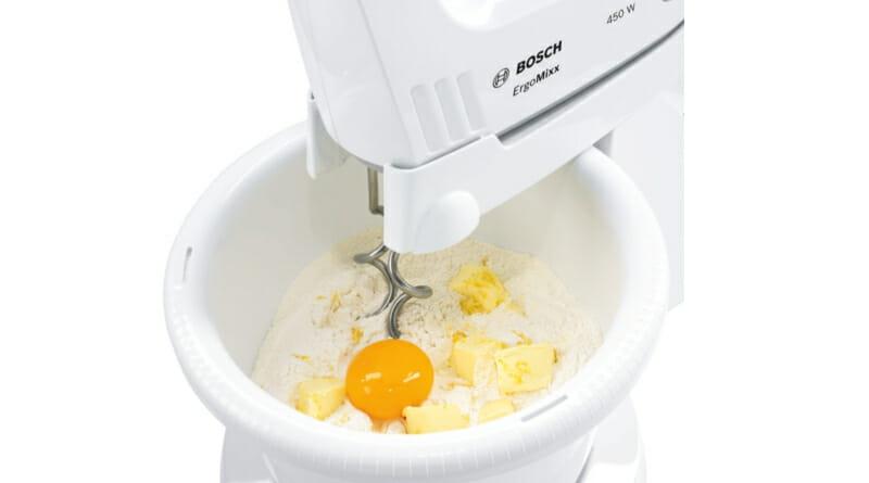 Bosch ErgoMixx MFQ36400 ciasto misa biały
