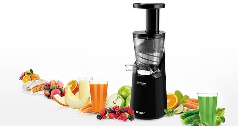 Zelmer ZJP1600 sok owoce warzywa