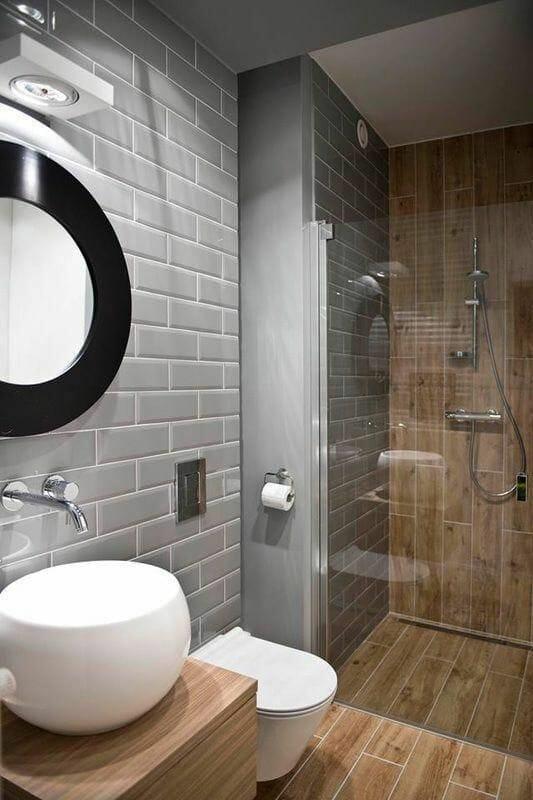 łazienka W Drewnie Najlepsze Inspiracje I Aranżacje Homelook