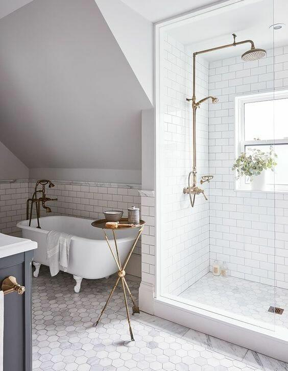 Jak urządzić łazienkę w stylu vintage i retro