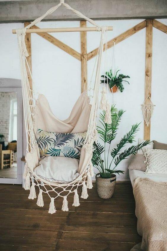 krzesło brazylijskie jak zrobić samemu