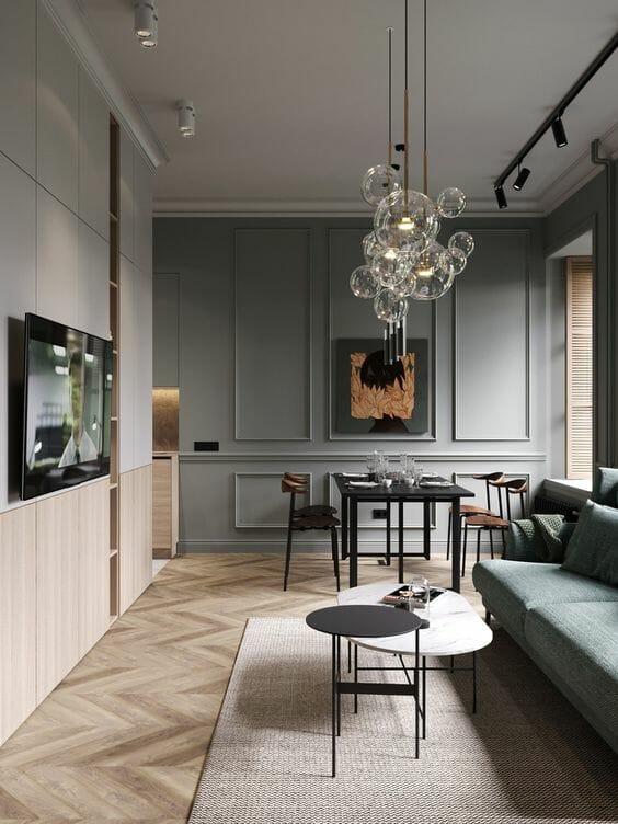 lampy do salonu klasycznego