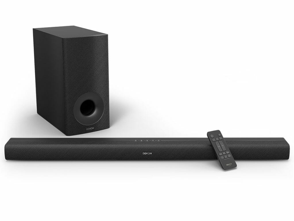 Kino domowe Denon DHT-S316 Soundbar