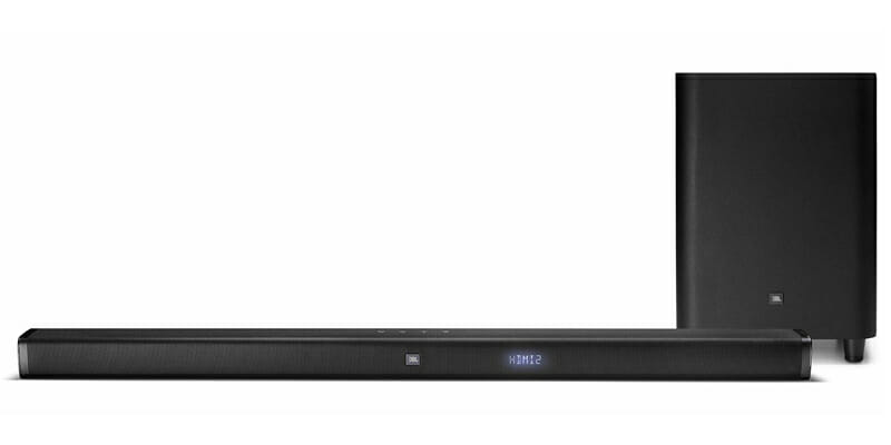 JBL BAR 3.1 Soundbar + subwoofer