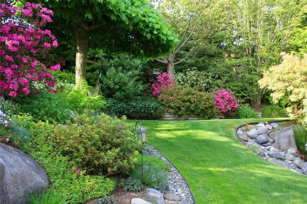 stacja pogodowa ogród trawnik gdzie ustawić