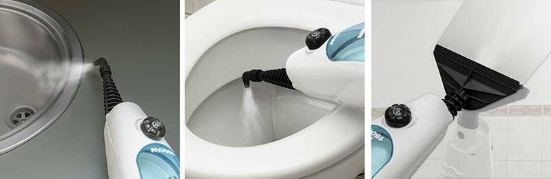 Myjka parowa domowa