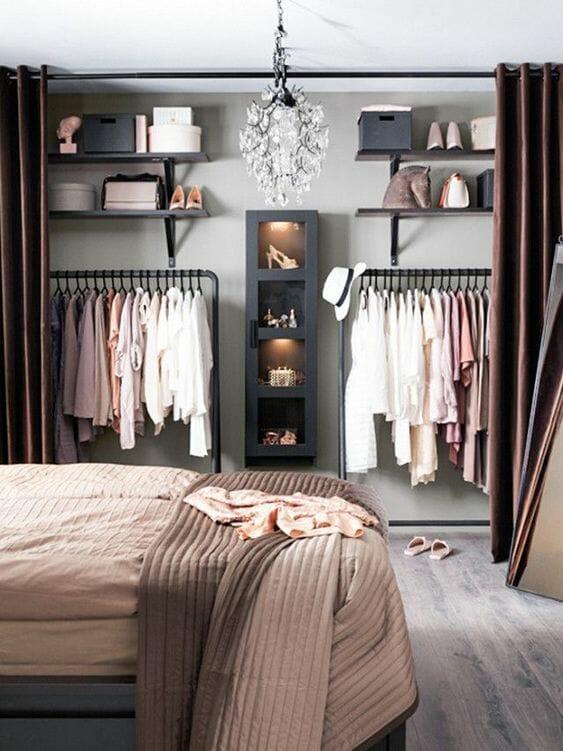 Garderoba W Sypialni Jak Urządzić Porady I Aranżacje