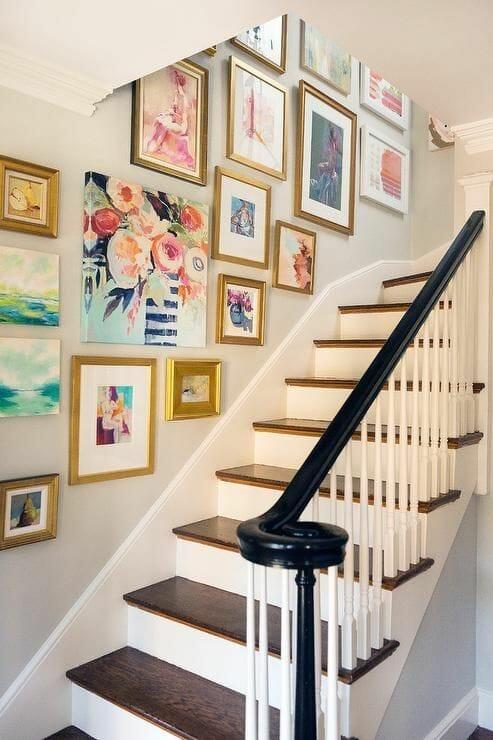 Jak urządzić klatkę schodową