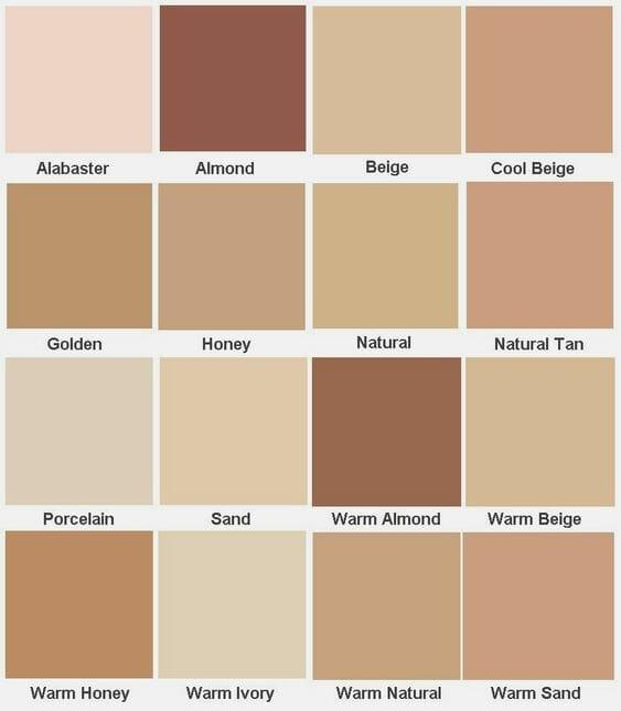 kolory ziemii