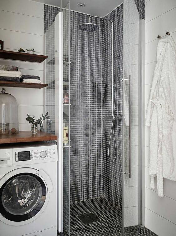 Aranżacja Małej łazienki Z Prysznicem Poradnik I Wskazówki