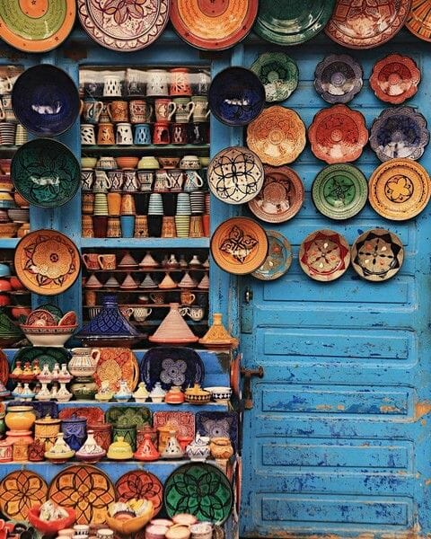 pamiątki maroko