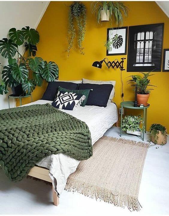 Jaki kolor do sypialni wybrać