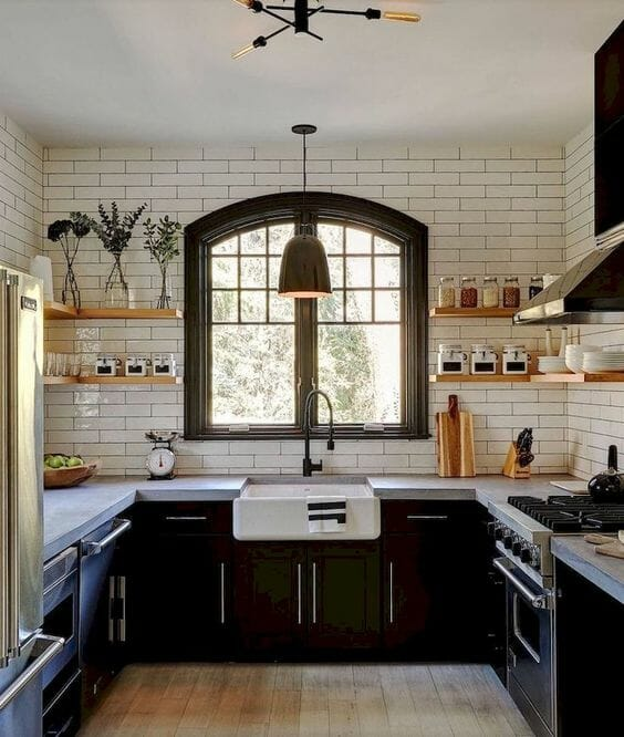 jak zaprojektować kuchnię na wymiar w domku