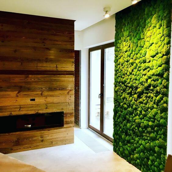 ogrody wertykalne - jak zrobić samemu na ścianie