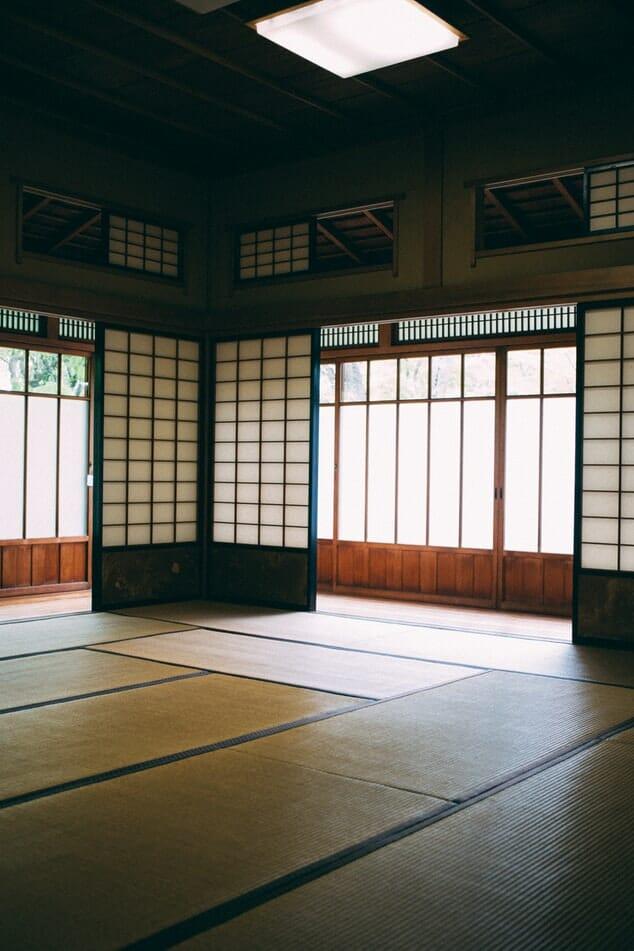 styl japoński