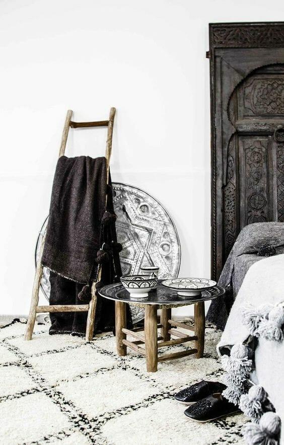 orientalny styl w domu