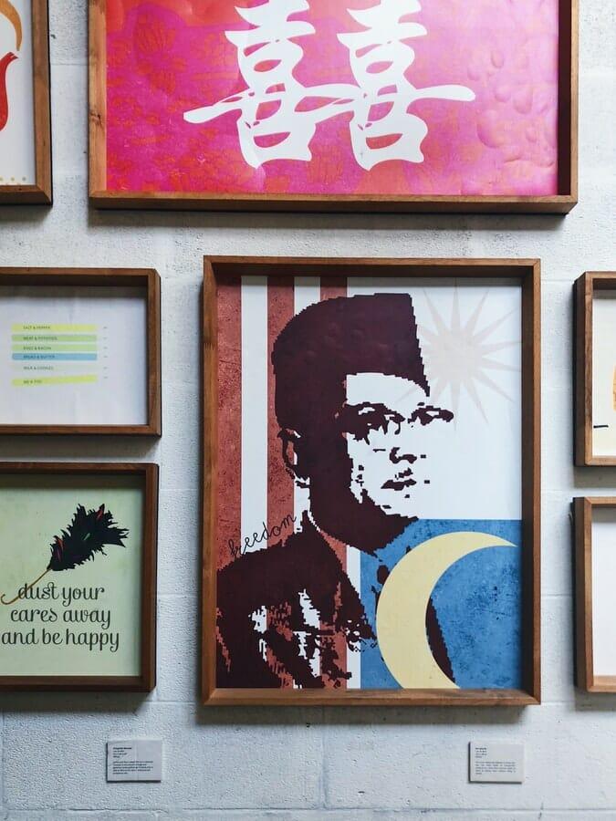 nowoczesne grafiki na ścianę