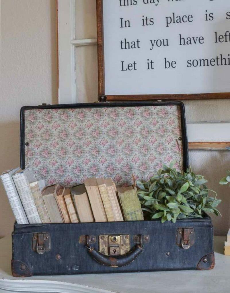 walizka podróżnika diy