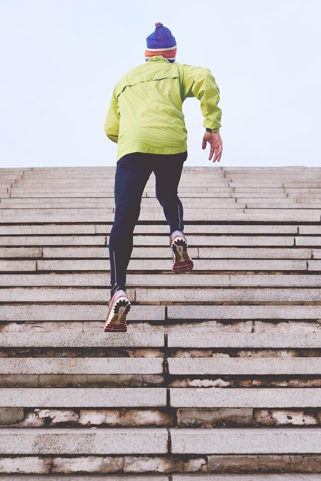 biegacz licznik kroków smart zegarek