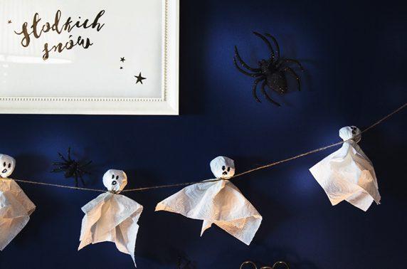 Ozdoby na impreze Halloween