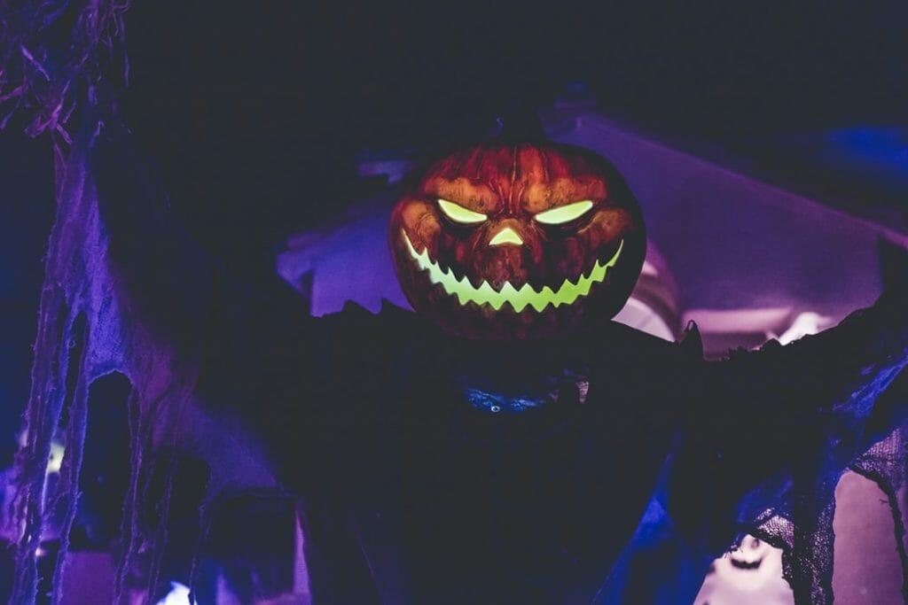 Ozdoby na Halloween - DIY