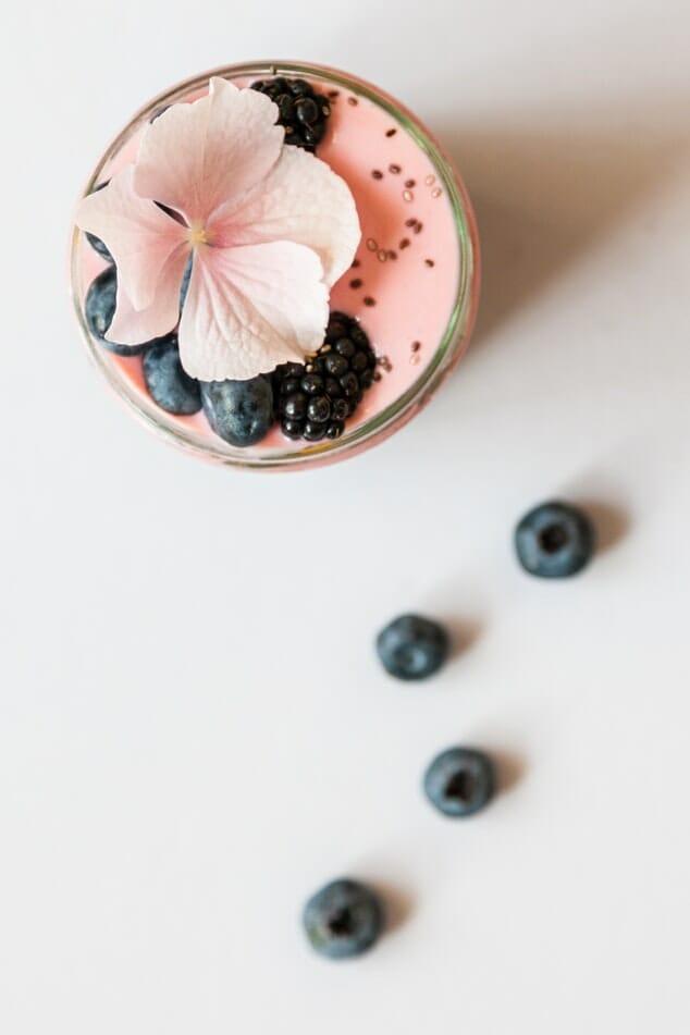 obrazy do jadalni - smoothie