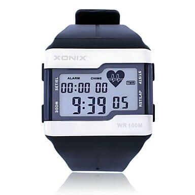 zegarki z pulsometrem xonix