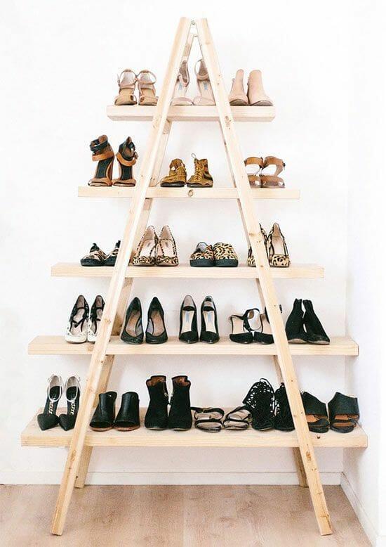 pomysly na szafkę do butów