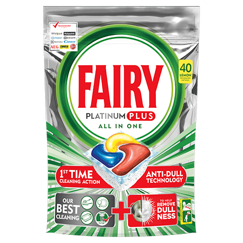 fairy tabletki do zmywarki - ranking