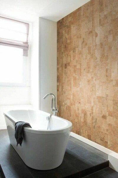 korek na ścianę do łazienki