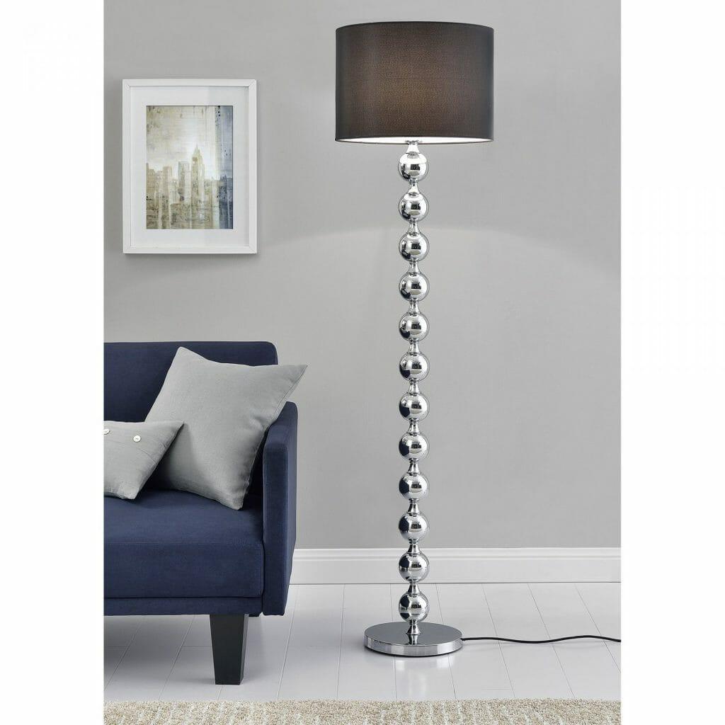 lampa glamour do sypialni
