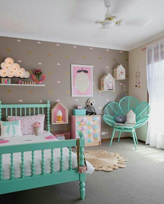 jak zaprojektować pokój dla dzieci