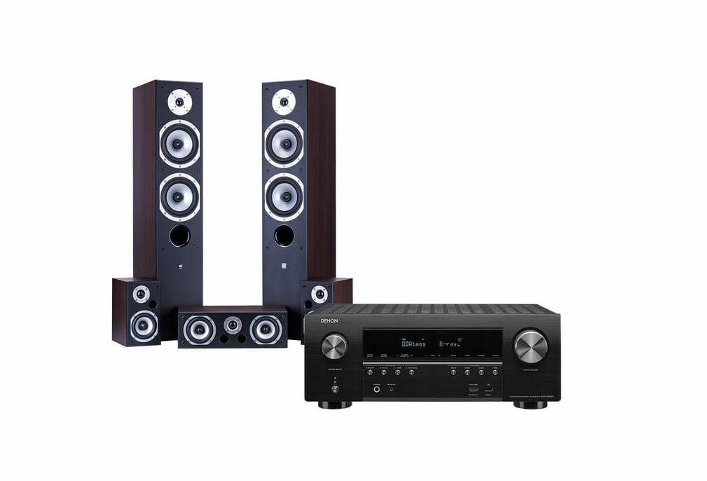 Kino Domowe Denon AVR-S950H