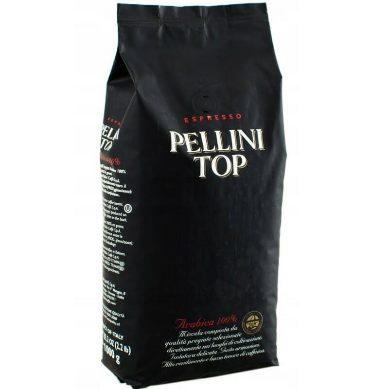 Kawa ziarnista Pellini Top