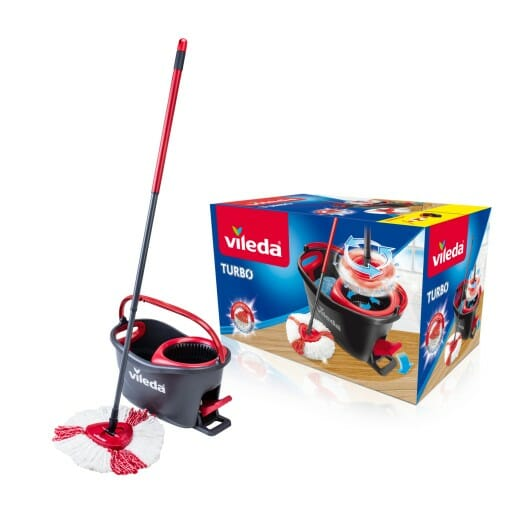 Mop obrotowy Vileda Easy Wring and Clean TURBO