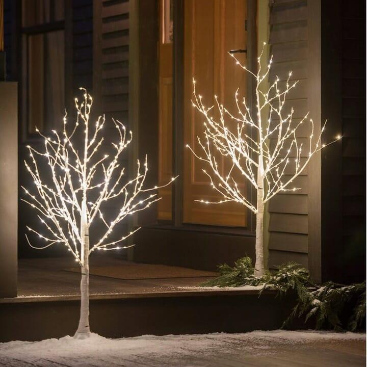drzewka led ozdoba