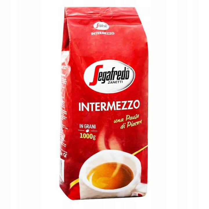 Kawa ziarnista Segafredo Intermezzo