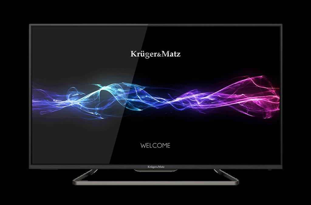 Telewizor 32'' Kruger&Matz, HD, SMART KM0232-S
