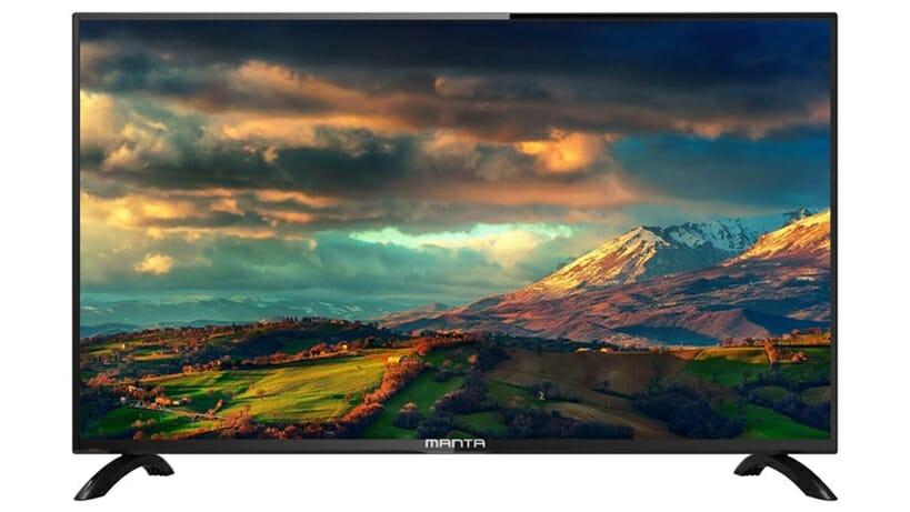 Telewizor Manta LED 32LHA48L HD SMART WiFi ANDROID