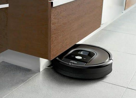 robot odkurzajacy iROBOT Roomba 980