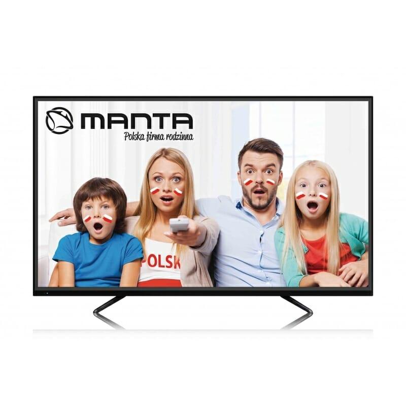 Telewizor 43 cale MANTA 43LUA29L 4K UHD LED Smart TV