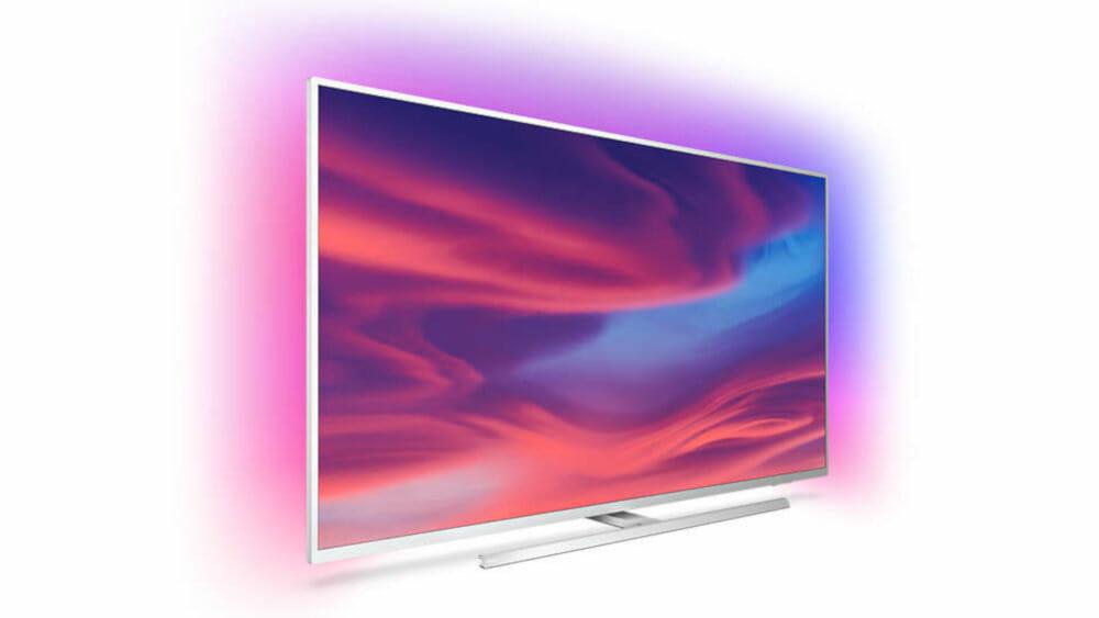 Telewizor 43 cale Philips 43PUS7334 4K