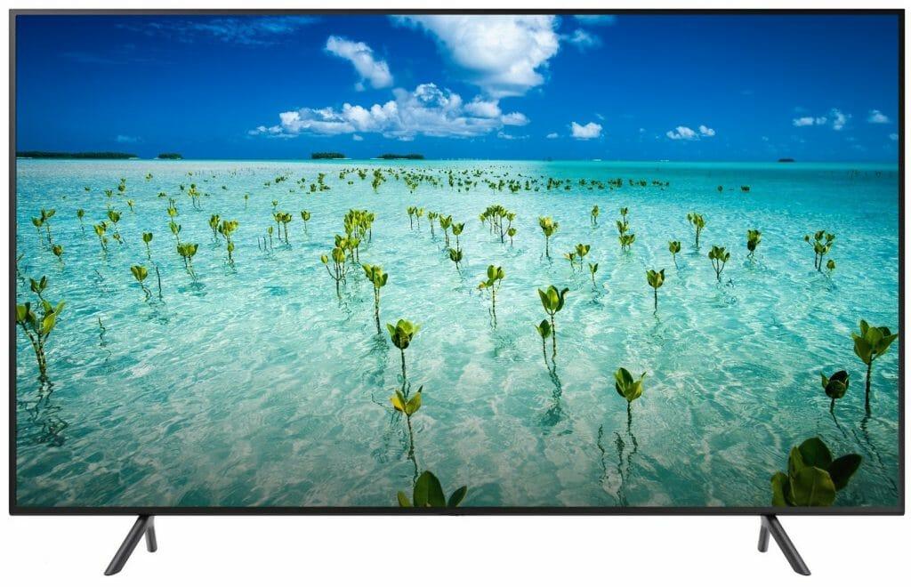 TELEWIZOR SAMSUNG UE55RU7172 SMART TV 4K