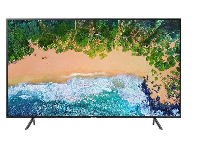 Telewizor 55 cali 4K Samsung UE55NU7172