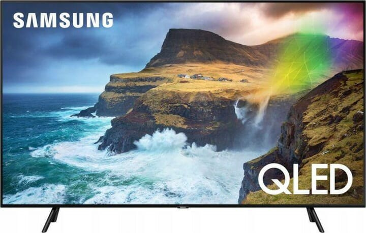 Telewizor Samsung QE65Q70RA QLED 4K UHD SmartTV